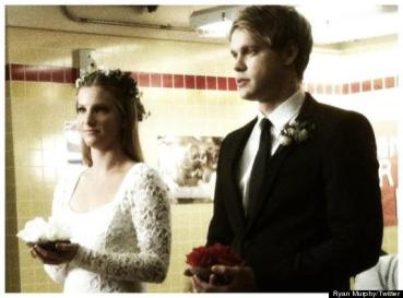 Glee - A Wedding