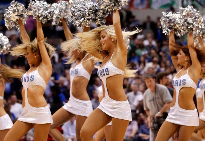 DALLASMAVERICKSDANCERSfacebookjpg. Nfl Cheerleaders Uniform Mishaps