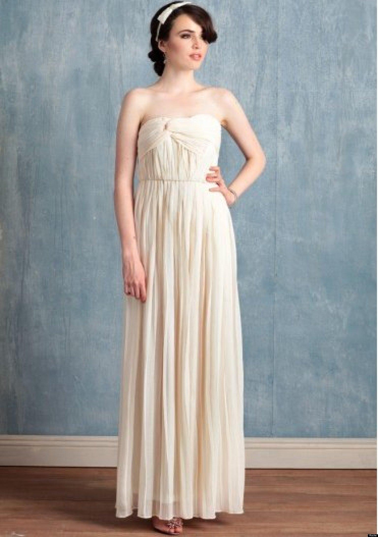 cheap wedding dresses n inexpensive wedding dresses Cheap Wedding Dresses Stylish Gowns For Less Than PHOTOS HuffPost