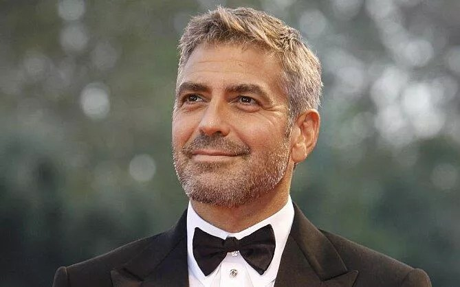 George Clooney hurt in motorcycle accident in Italy s Sardinia