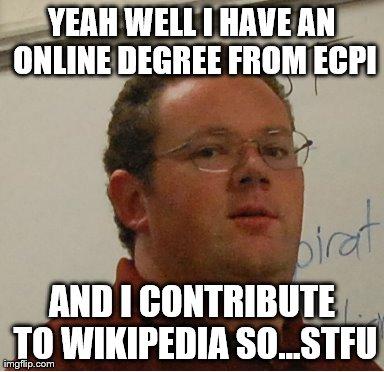 Mr Black Knows Everything