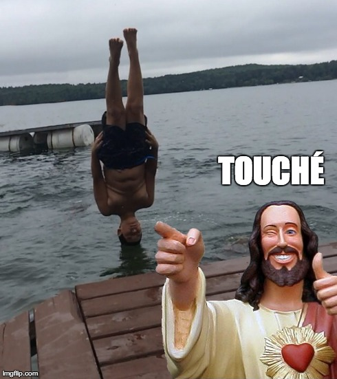 Buddy Christ Approves....