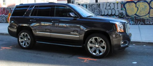 2016 GMC Yukon Denali  Will It Baby  How much baby can the Yukon handle  Photo  Author