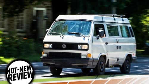 Medium Of Vw Eurovan Camper