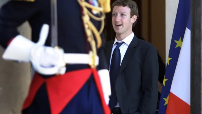 France Demands Facebook Stop Tracking Non-Users and Sending Data to US