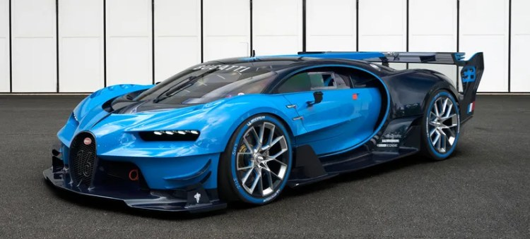 Bugatti Chiron Confirmed As Name Of Supposedly $2.5 Million Veyron Successor