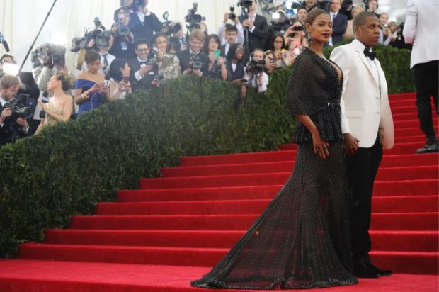 Report: Solange Hit Jay Z for Trying to Go to Rihanna's Party Alone