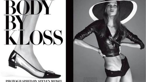 Medium Of Karlie Kloss Body
