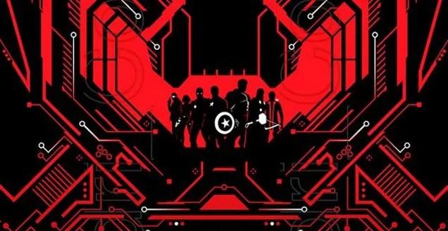 Los carteles de Age of Ultron para IMAX merecen un hueco en tu pared