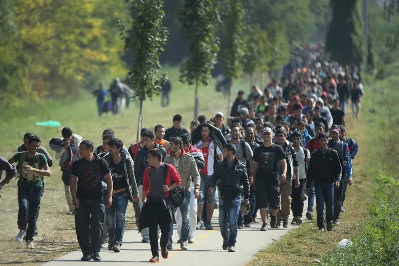 The Migrant Crisis Just Reached A New Zenith At 60 Million People