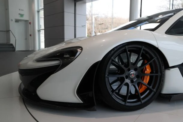 The McLaren P1 Is A Gorgeous Thing