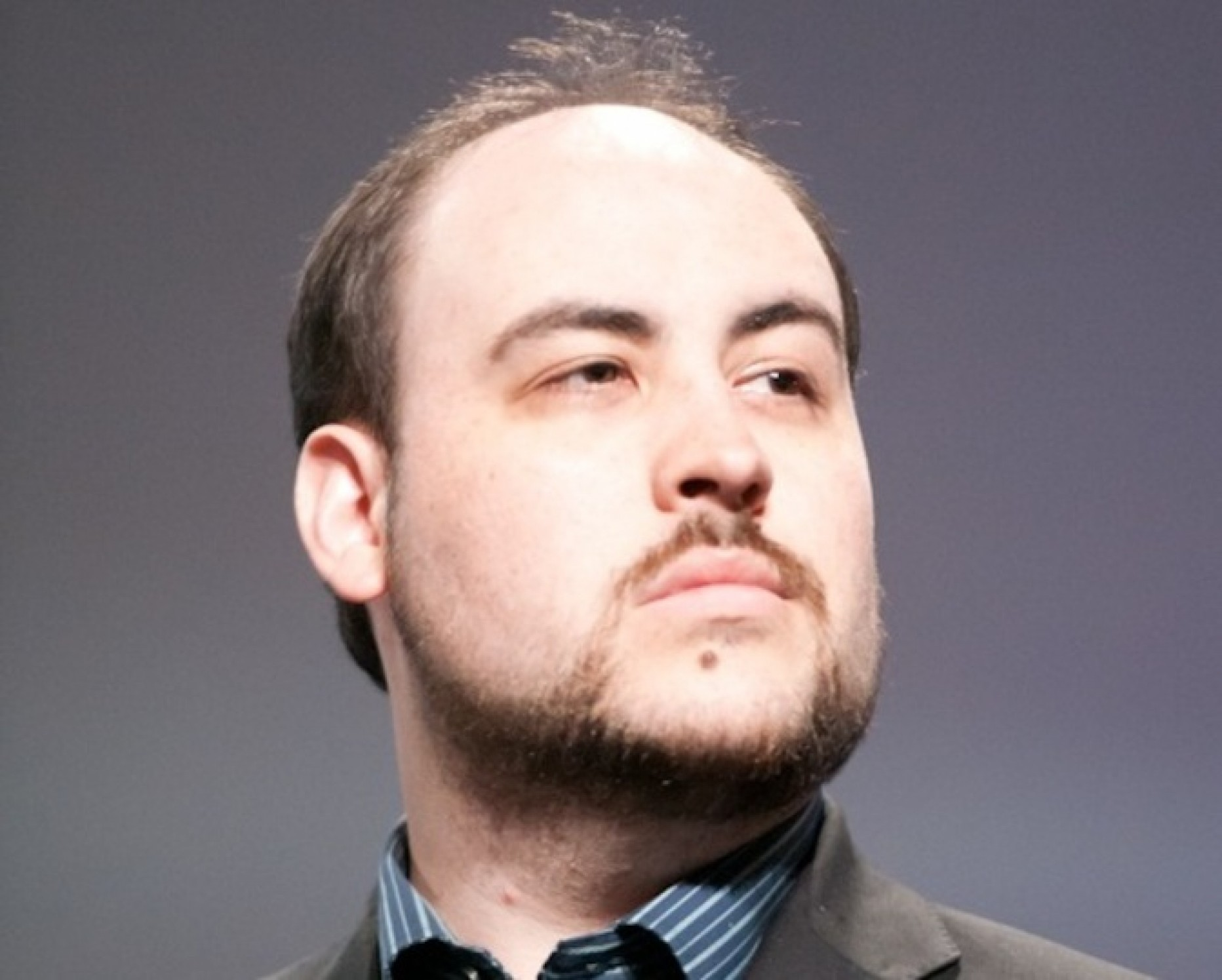 Seemly Totalbiscuit Starcraft Wings Liberty Planetside Facial Hair Personchin Brow Forehead Nose Totalbiscuit Know Your Meme Thinking Meme Origin Thinking Meme Generator nice food Smart Thinking Meme