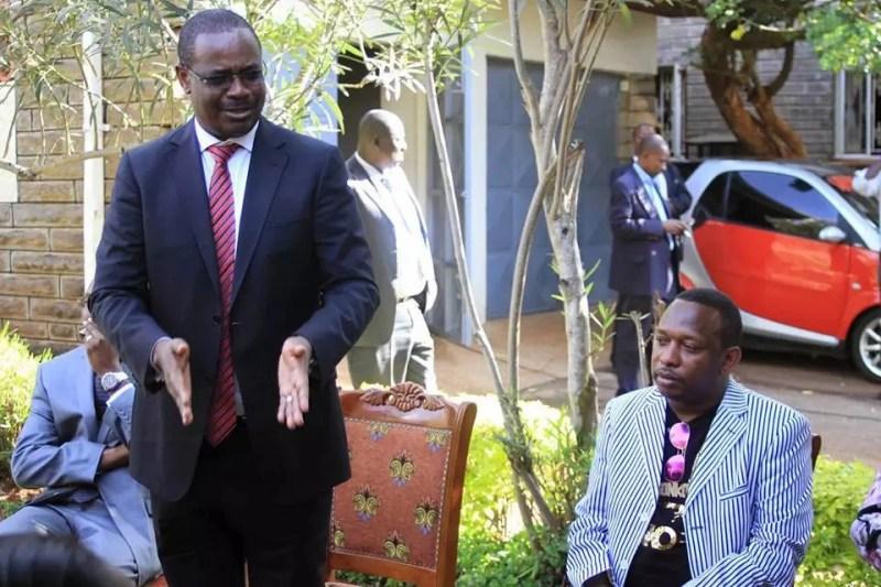 Eugene Wamalwa to vie for the Trans Nzoia gubernatorial seat