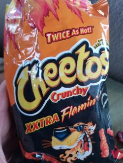 Small Of Chipotle Ranch Cheetos