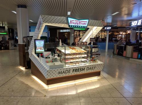 Medium Of Krispy Kreme Locations