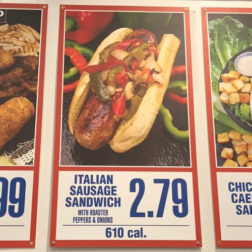 Medium Of Polish Hot Dog