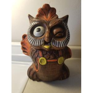 Marvelous Vintage Owl Cookie Vintage Owl Cookie Thriftstorehauls Owl Cookie Jar Pier One Owl Cookie Jar Japan