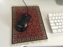 Small Of Homemade Mouse Pad