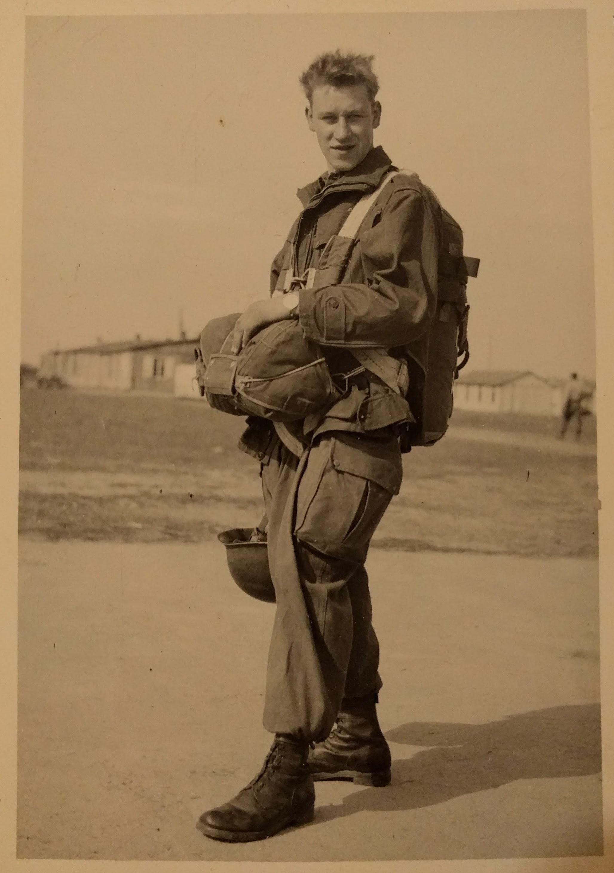 Picture French Tonton Maternal Uncle Algerian War My A French Paratrooper Algerian War Uncle My A French Paratrooper French baby Uncle In French