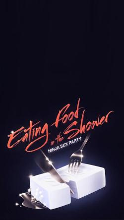 Small Of Eating Food In The Shower