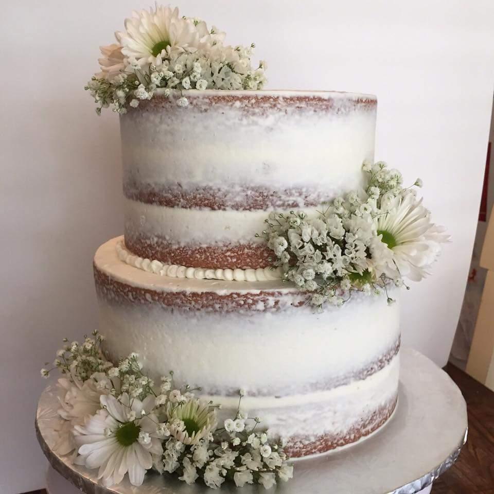 Fullsize Of Chocolate Wedding Cake