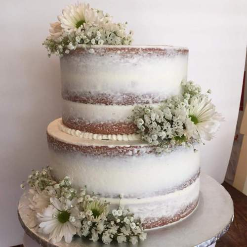 Medium Crop Of Chocolate Wedding Cake