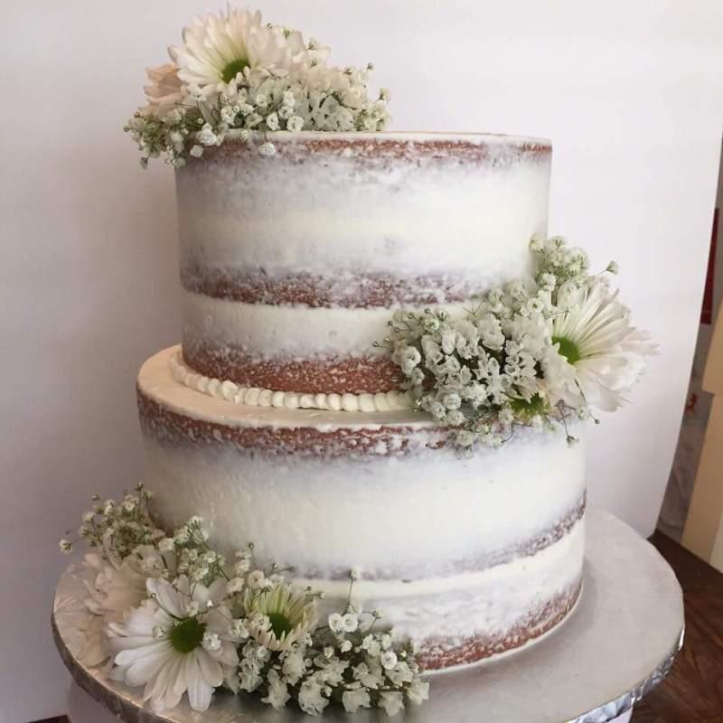 Large Of Chocolate Wedding Cake