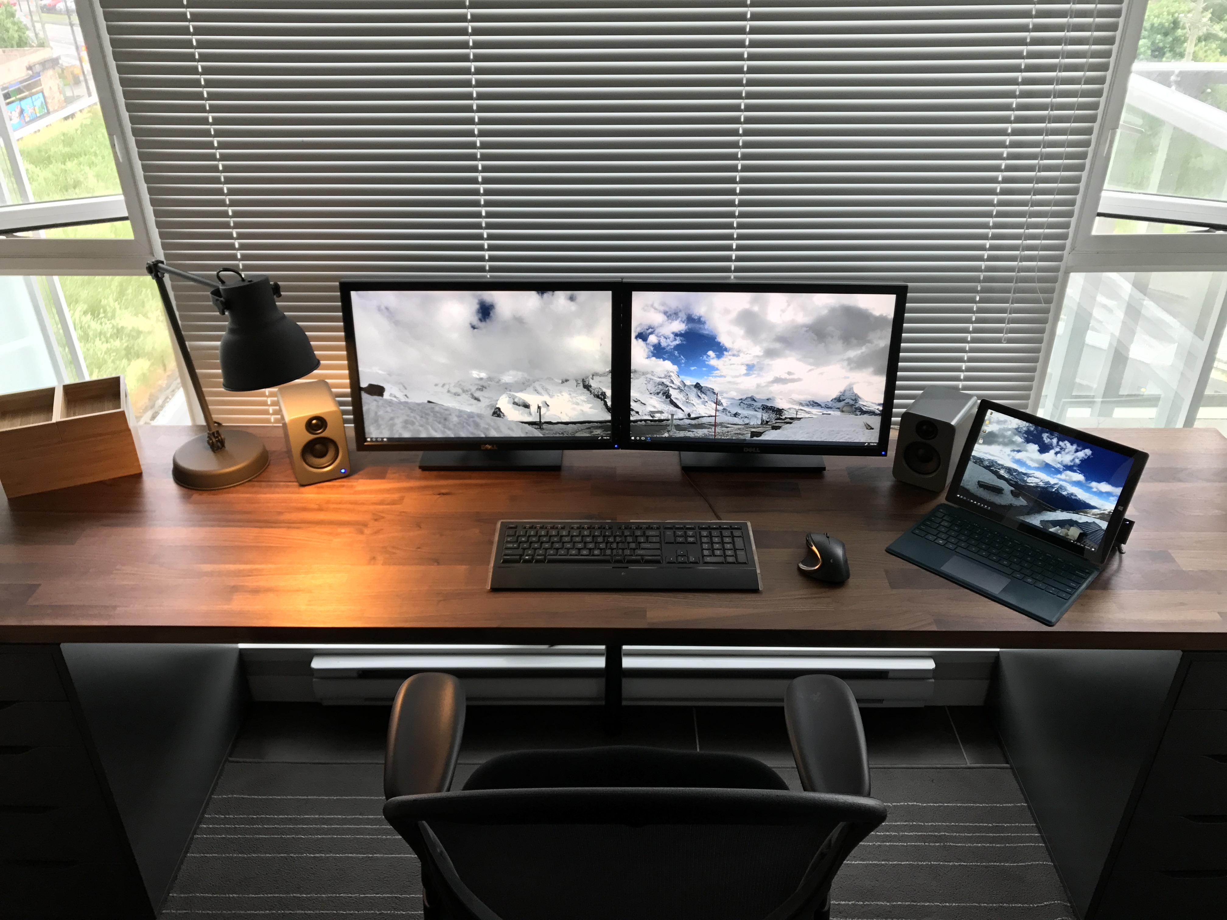 Distinctive My Been Waiting A Long Time Been Waiting A Long Time My Battle Ikea Deska Karlby Ikea Karlby Desk Reddit houzz 01 Ikea Karlby Desk