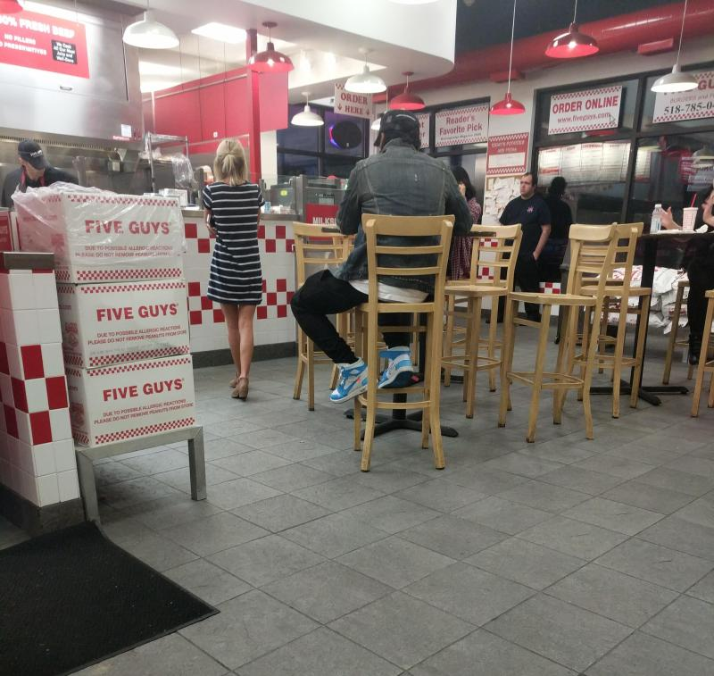 Large Of Five Guys Order Online