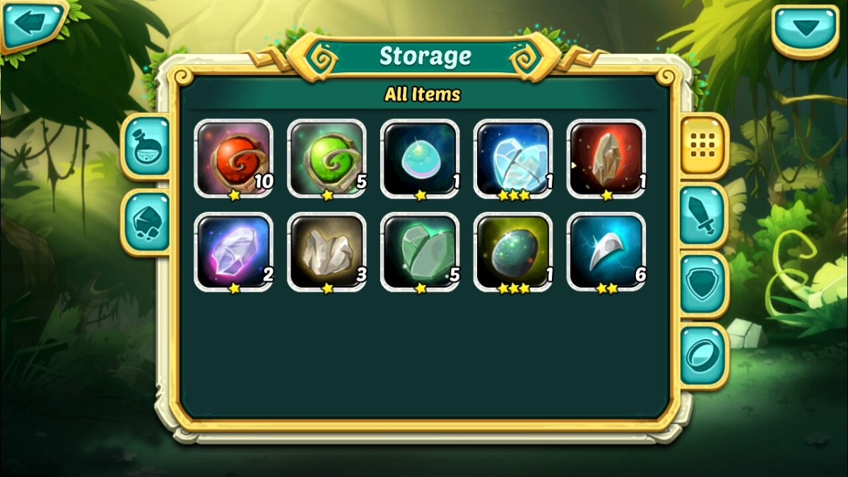 storage wakfu raiders