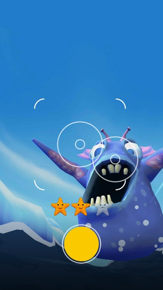 Sea Hero Quest Monster