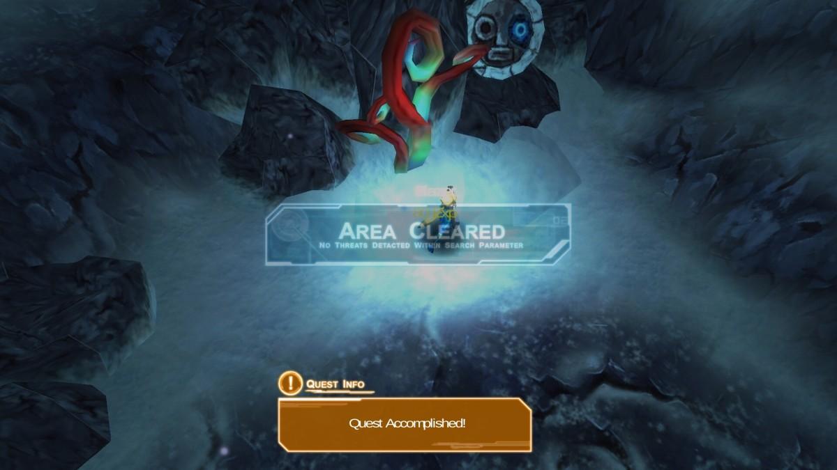 Exsilium quest accomplished