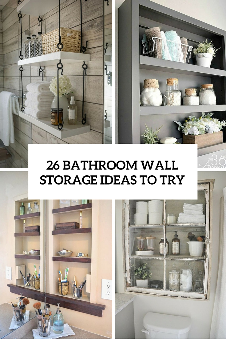 Large Of In Wall Bathroom Shelves