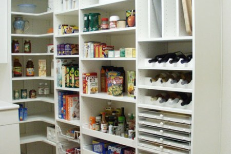 cool kitchen pantry design ideas 010