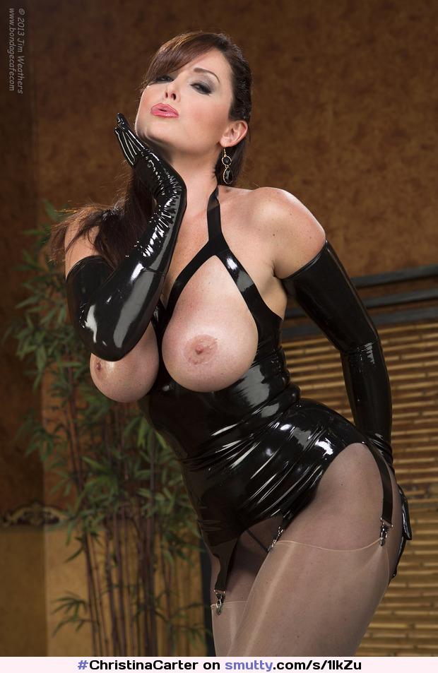 milf mistress latex