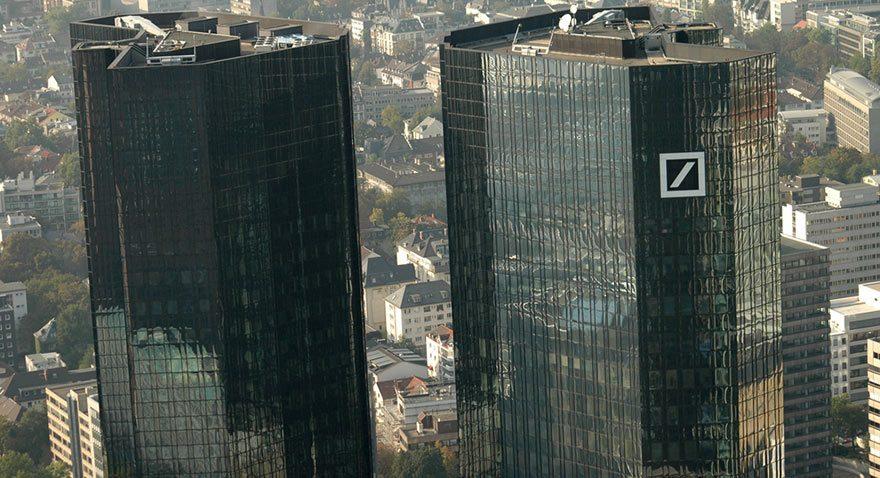 ABD 2008 krizi için Deutsche Bank'tan 14 milyar dolar istedi