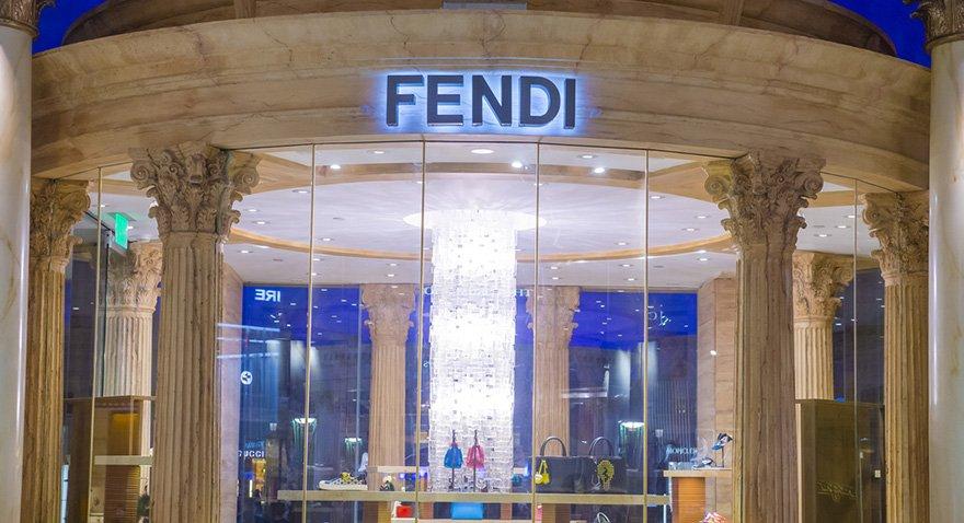 Fendi'nin Las Vegas'taki mağazası Fotoğraf: Shutterstock