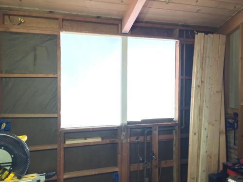 Medium Of Framing A Window