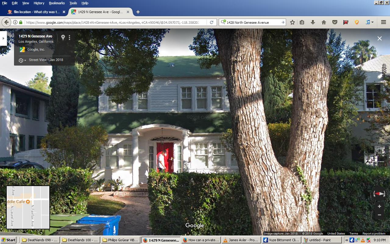Fullsize Of Nightmare On Elm Street House