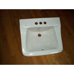 Small Crop Of Wall Mount Bathroom Sink