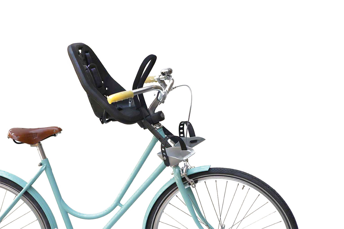 Sturdy Enter Image Description Here Not Enough Space Between Front Mounted Child Bike Seat Rider Child Bike Seat Carrier Child Bike Seat Bell baby Child Bike Seat