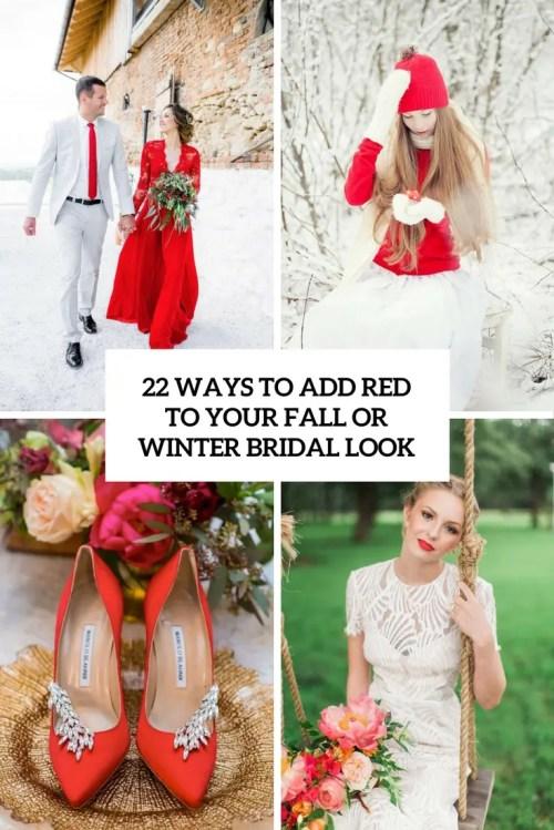 Medium Of Red Wedding Dress