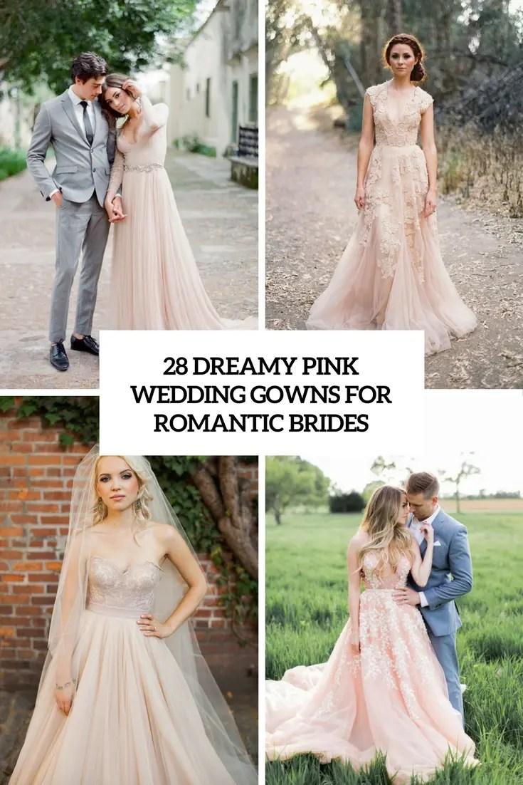 Large Of Pink Wedding Dress