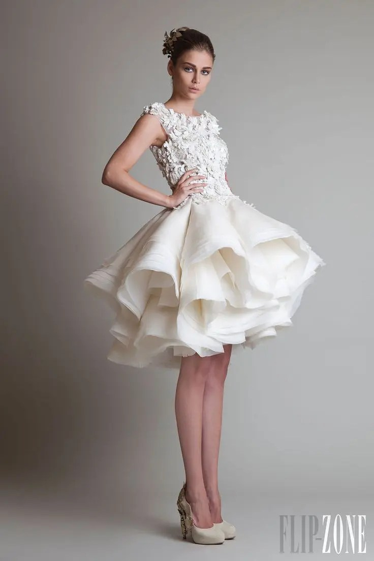 the hottest wedding trend 48 awesome short wedding dresses short summer wedding dresses Awesome Short Wedding Dresses