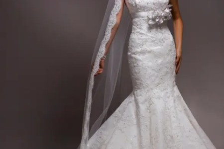 mermaid style wedding gowns inspiration 25