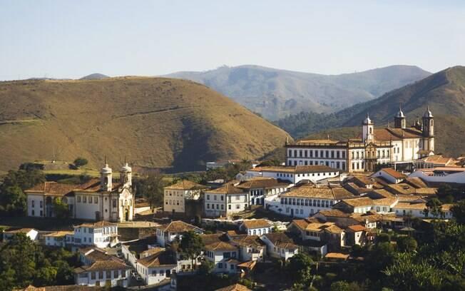 Um dos destinos mais procurados de Minas Gerais