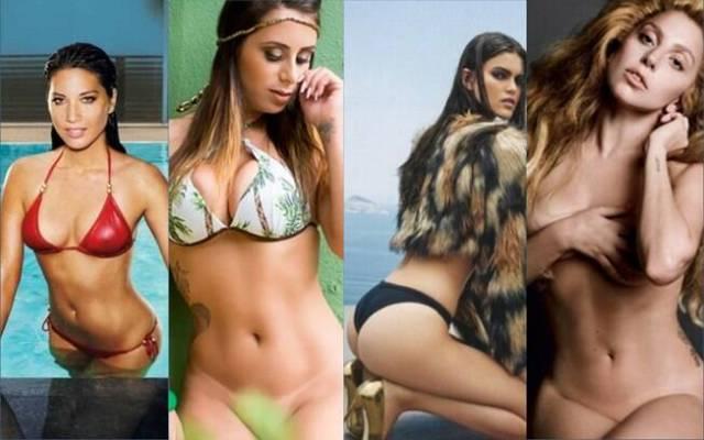As revistas Playboy, Sexy, Lui e V são algumas das que contribuiram para a mudança de olhar do público para a nudez