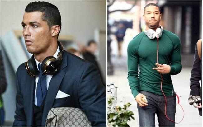 Os headphones estão entre as preferências masculinas