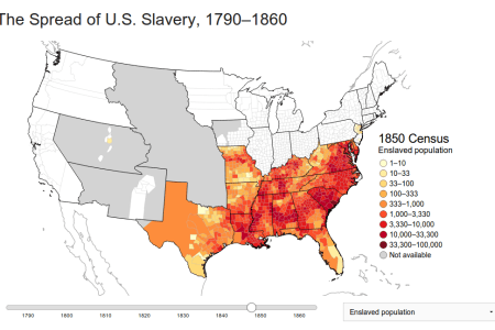 mapping the spread of american ry the backward glance