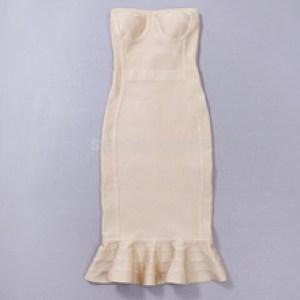 vestido de bandagem